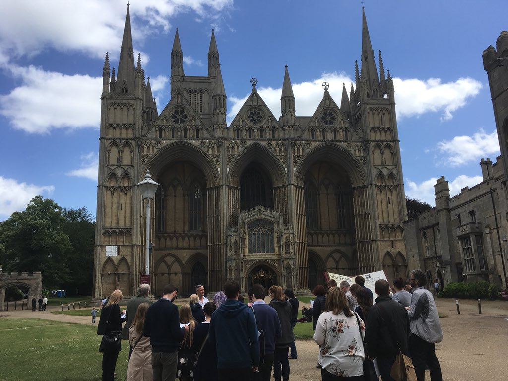 Peterborough Cathedral Course E
